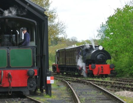 The Suffolk Steam Railway that's Powered by Community Spirit