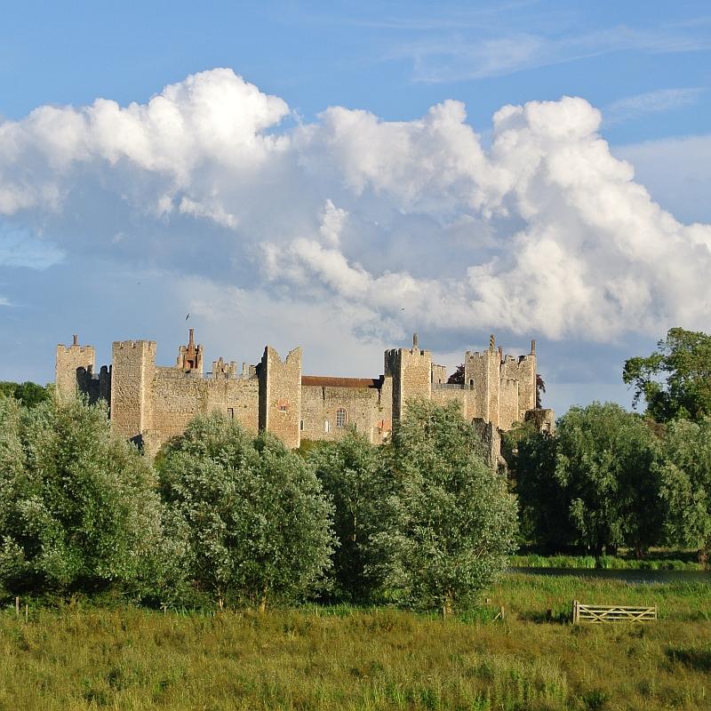 framlingham castle by Xtrahead photography