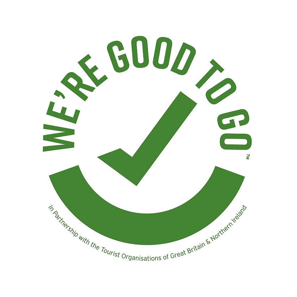 Visit England COVID Good to Go Logo
